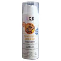 ECO COSMETICS(エココスメティックス)BBサンクリームSPF45 50ml